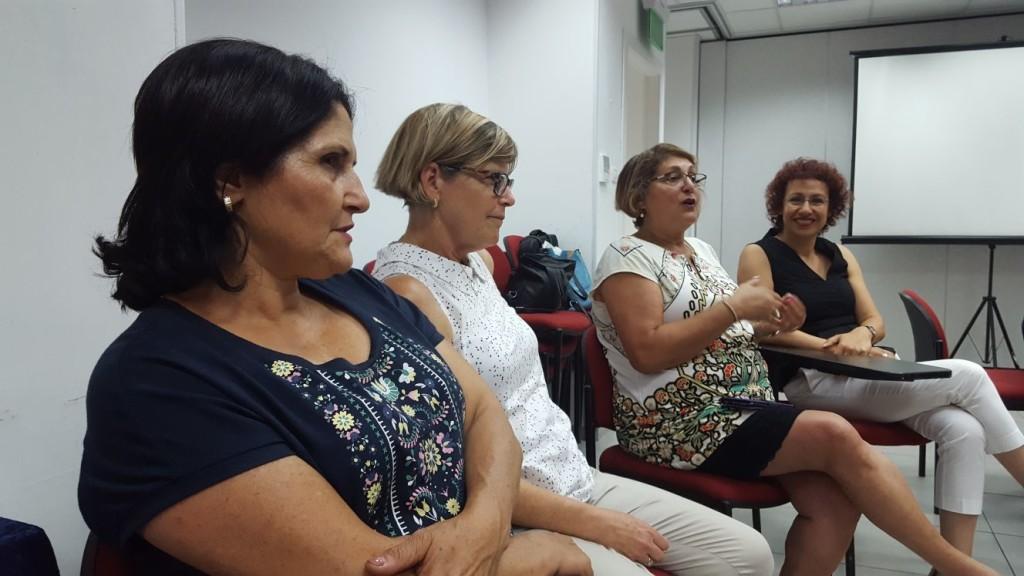 תמונה סיום קבוצת תמיכה ירושלים 2